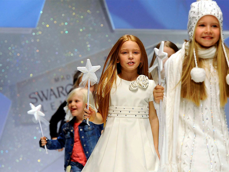 Pitti Immagine Bimbo - Children clothing fashion fair Italy- Hotel